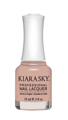 NAIL LACQUER - N605 BARE SKIN