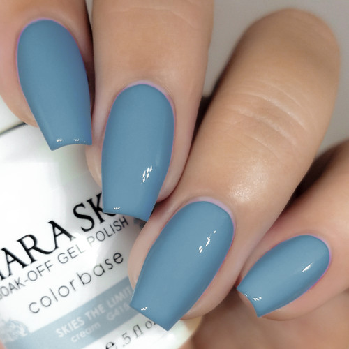 GEL POLISH - G415 SKIES THE LIMIT