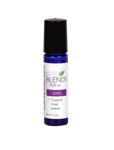 OM Essential Oil blend: Relax