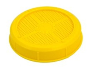 Plastic Sprout Lid to fit Wide Mouth Mason Jar BPA FREE