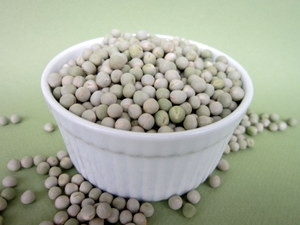 Green Pea Certified Organic Non-GMO Sprouting Seeds