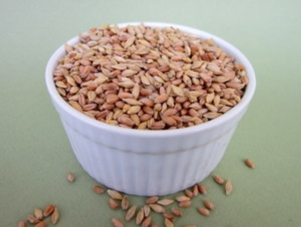 Mix the Two Hard Wheat and Barley Together