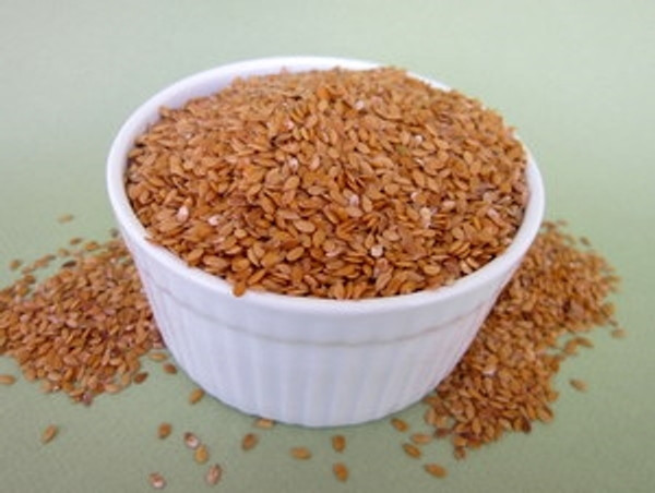 Flax Certified Organic Non-GMO Sprouting Seeds
