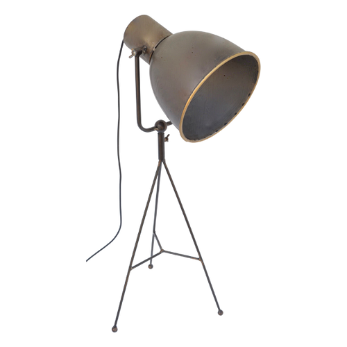 LE072  Table Lamp Tripod 23x73cm