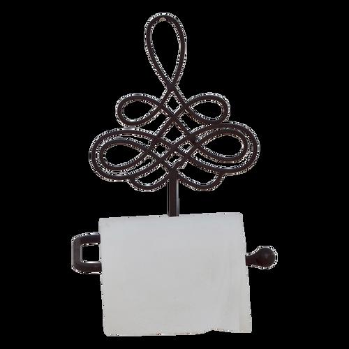 MET076  Towel Ring Wall 17x28cm