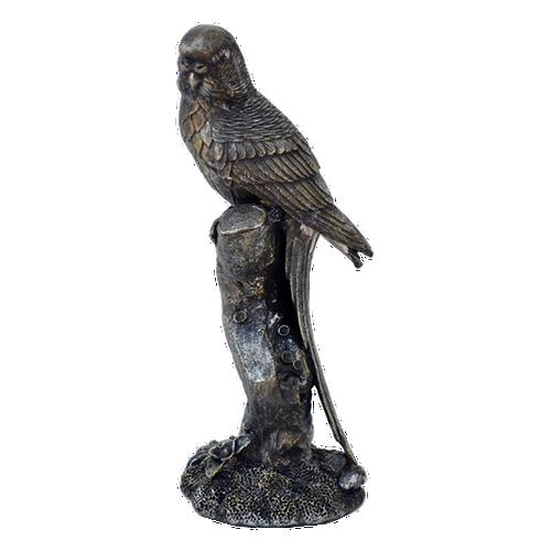 VAD013Standing Parrot 30cm