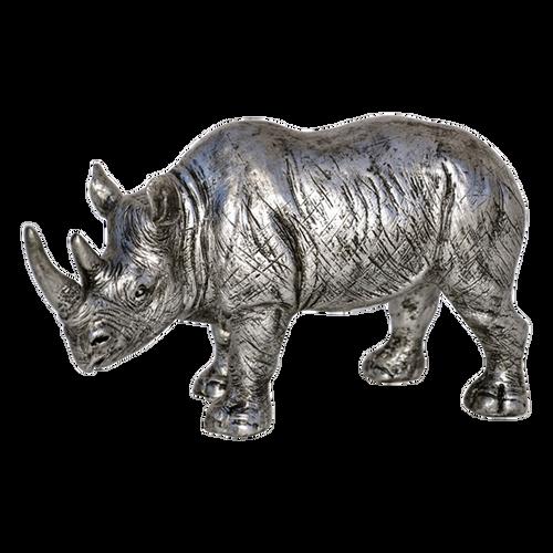 VAD023  Rhino 27x14cm