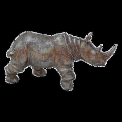 VAD024  Rhino 23x13cm