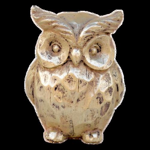 VAD026  Owl Medium 7x10cm