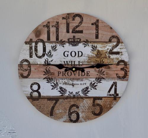 HOR064 Clock Wall
