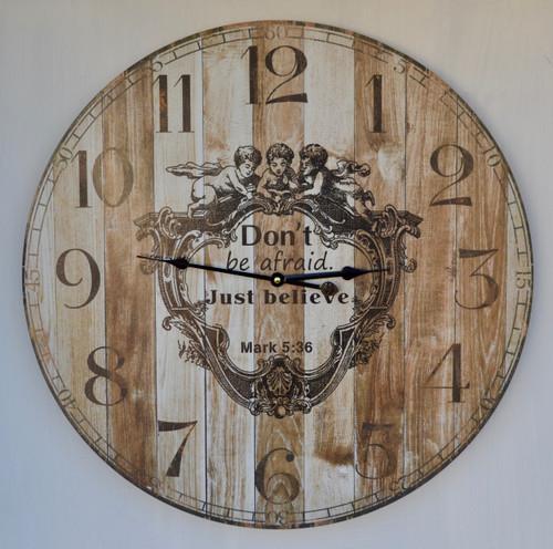 HOR068 Clock Wall 58cm