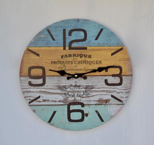 HOR063 Clock Wall 34cm
