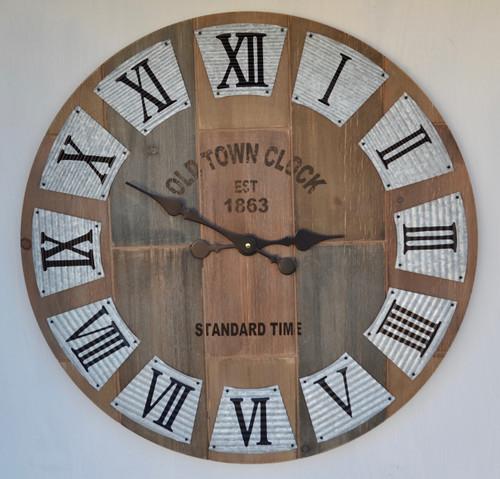 HOR073 Clock Wall 70cm