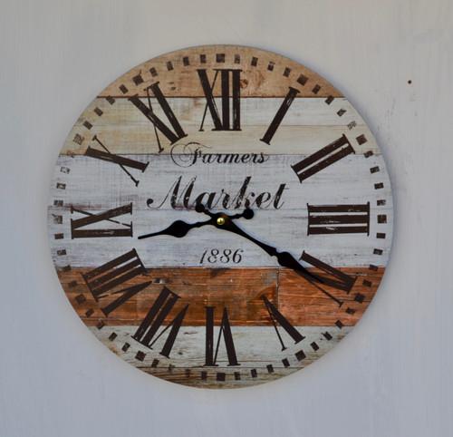 HOR053 Clock Wall 34cm