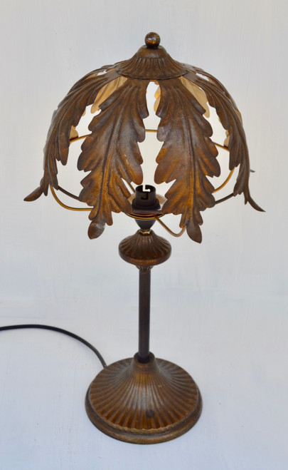 LE075 Table Lamp Leaf Shade