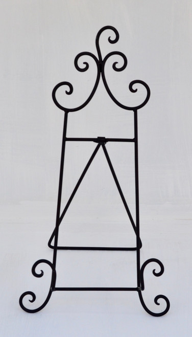MET125 Plate Stand 24x47cm
