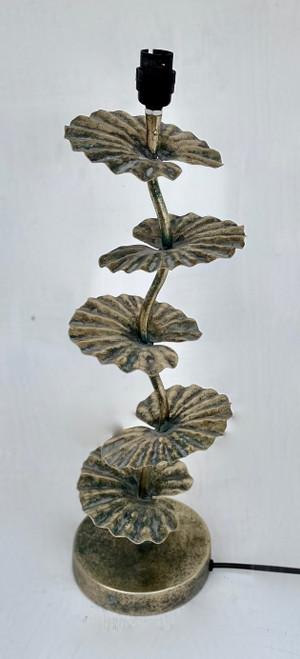 LE080 Table Lamp 5 Leaf  (15 x 15 x 55)
