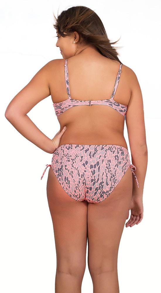 women's plus size bikini bottoms, bikini bottoms with strings, string bikini bottoms, plus size swimwear, plus size bottoms for women, plus size bikinis for women