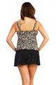 Women's  Bra Tankini Swim top with Great coverage and support #150  Bra Sizes C-G