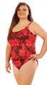 Women's Plus Classic Moderate bikini Bottom #35W Sizes 18-26
