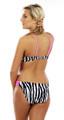 Women's Ruched Soft Side Bikini Bottom #82 Sizes 0-16