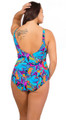 Women's Plus Underwire One Piece Designed for D-DD #3009W Sizes 18-26