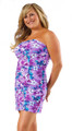 Beach cover-up, Strapless cover-up, Bandeau cover-up, cute cover-up, women's cover-up, women's beach cover-up