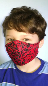 Children's Protective Mask with Filter (Ages 7-12)