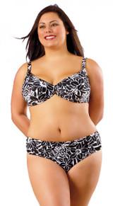 Women's Plus Conservative Bikini Bottom #83PW Sizes 18-24