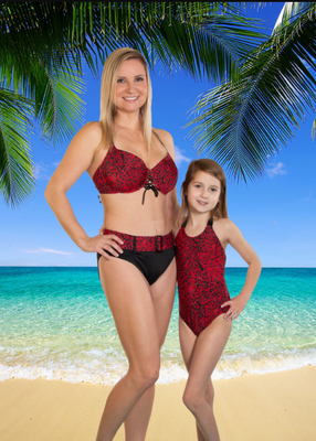 Matching Swimwear for All!