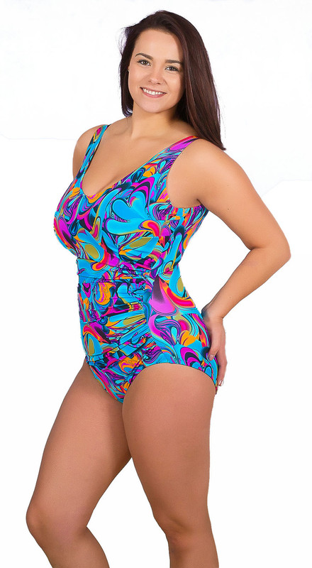 conservative one piece, great fitting one piece, great supporting one piece, good coverage