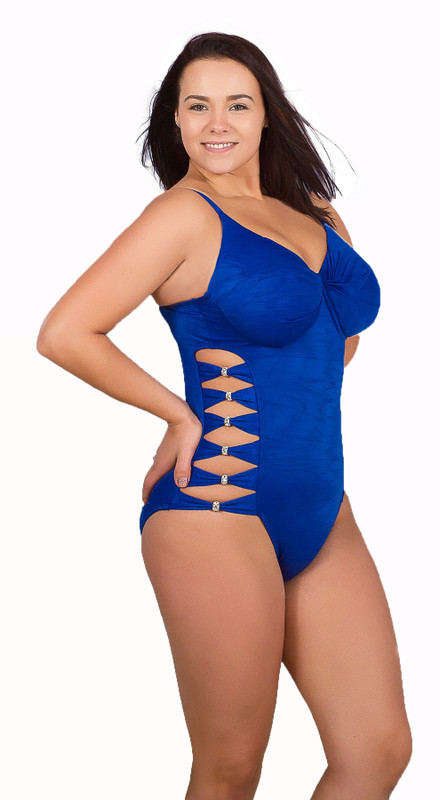 73591d48817 Women's Sexy one piece swimsuit for large bust, swimsuit for large bra cup  sizes with ...