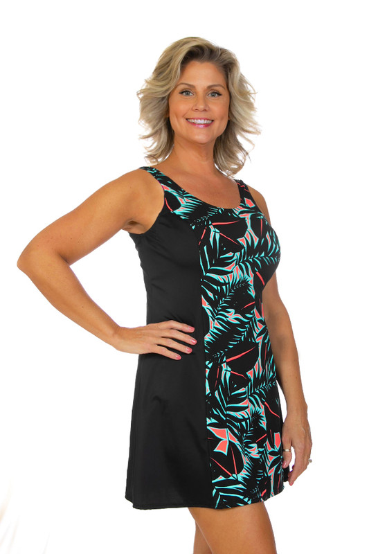 Women's Swim dress cover up in all sizes including plus size, custom made