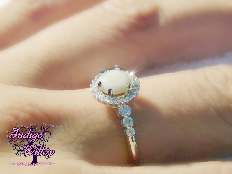 Inara Breast Milk Ring-8486