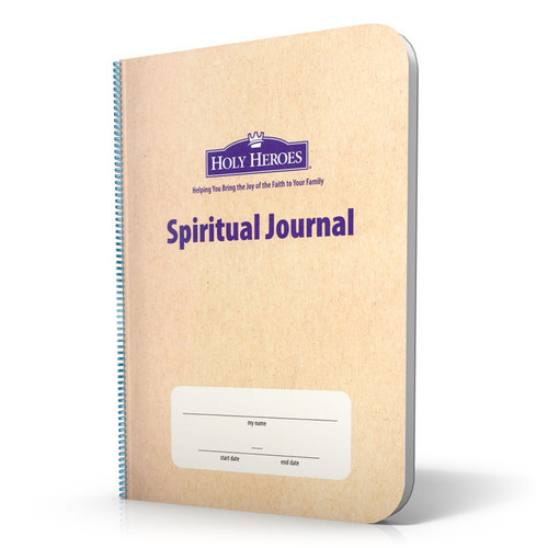 Holy Heroes Spiritual Journal