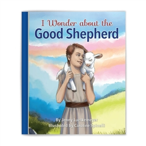 I Wonder about the Good Shepherd front