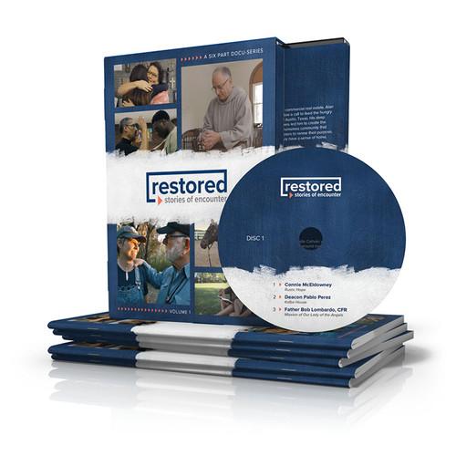 Restored - Small Group Starter Kit