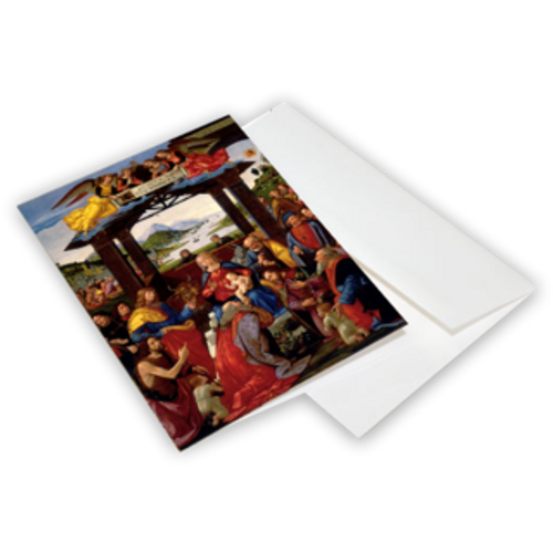 The Adoration of the Magi - Christmas Cards 10-Pack