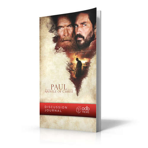 PAUL: Apostle of Christ - Discussion Journal