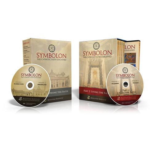 Symbolon Part 1 & Part 2 - DVD Set