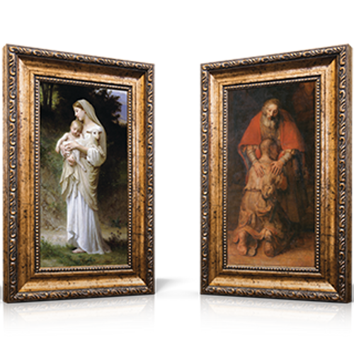 L'Innocence & Rembrandt Art Bundle