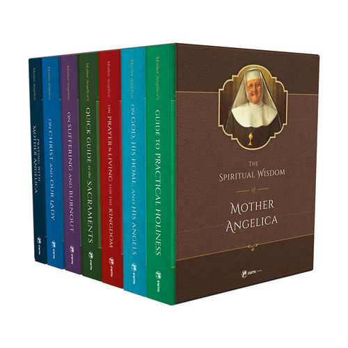 The Mother Angelica 7-Book Collection of Spiritual Wisdom
