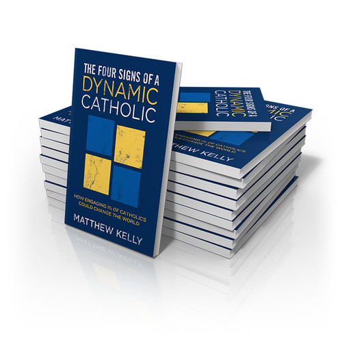 The Four Signs of a Dynamic Catholic (20 Book Pack)
