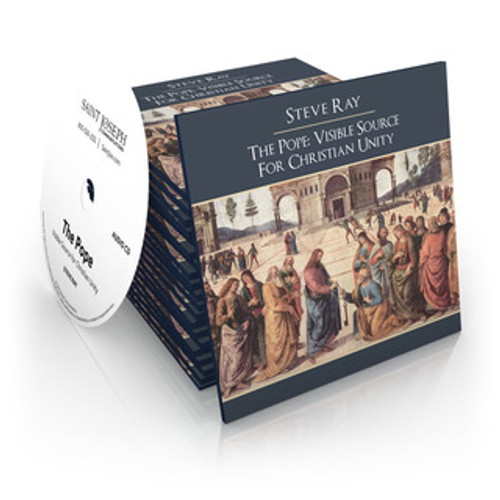 [20 Pack] The Pope: Visible Source for Christian Unity