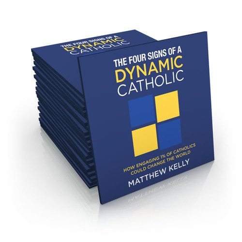 [20 Pack] The Four Signs of a Dynamic Catholic