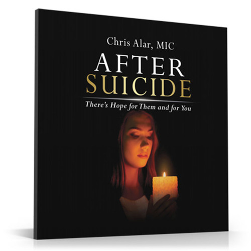 After Suicide: There's Hope for Them and for You (CD)