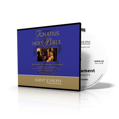 Ignatius Audio Bible: New Testament