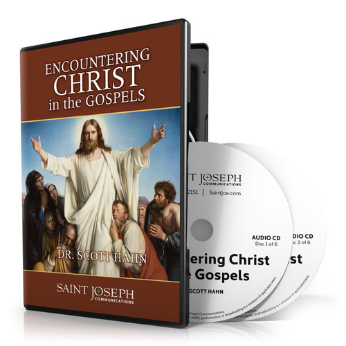 Encountering Christ In The Gospels