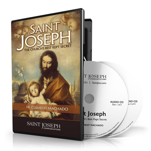 St. Joseph: The Church's Best Kept Secret