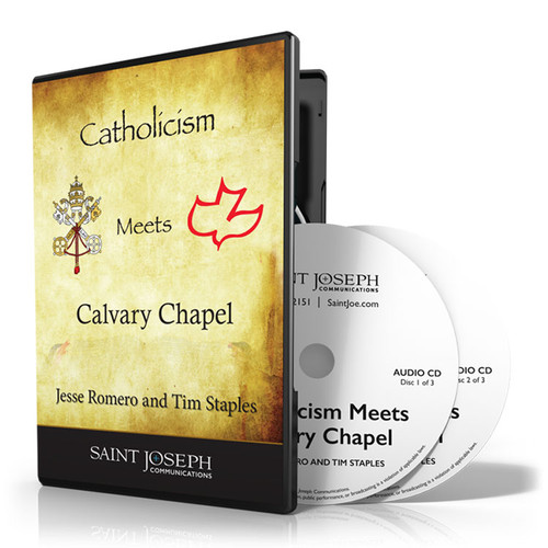Catholicism Meets Calvary Chapel